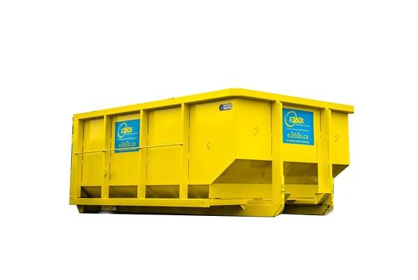 E360S Dumpster